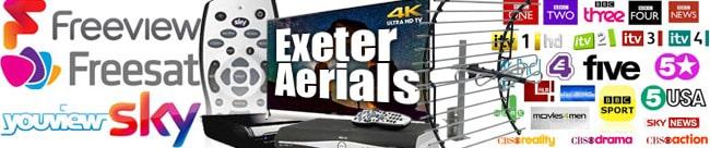 Exeter Aerials Repairs