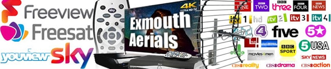 Exmouth Aerials Repairs