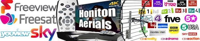 Honiton Aerials Repairs