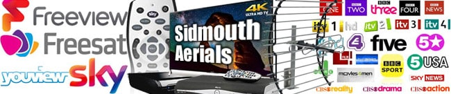 Sidmouth Aerials Repairs