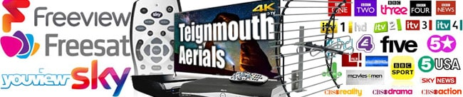 Teignmouth Aerial Repairs